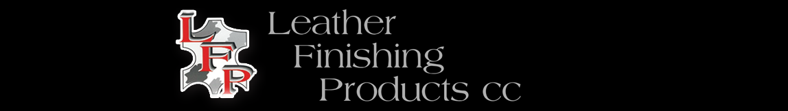 Leather Finishing Products